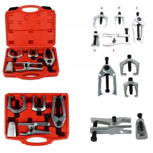 Front End Service Tool Kit Ball Joint Tie Rod Pitman Arm